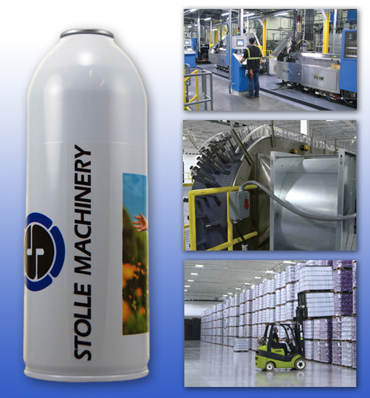 D&I Aerosol Can Systems