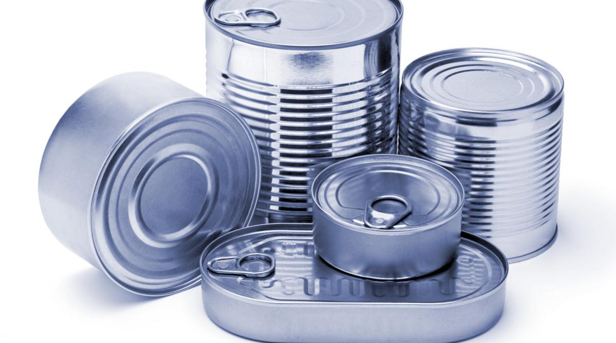 Stolle food cans