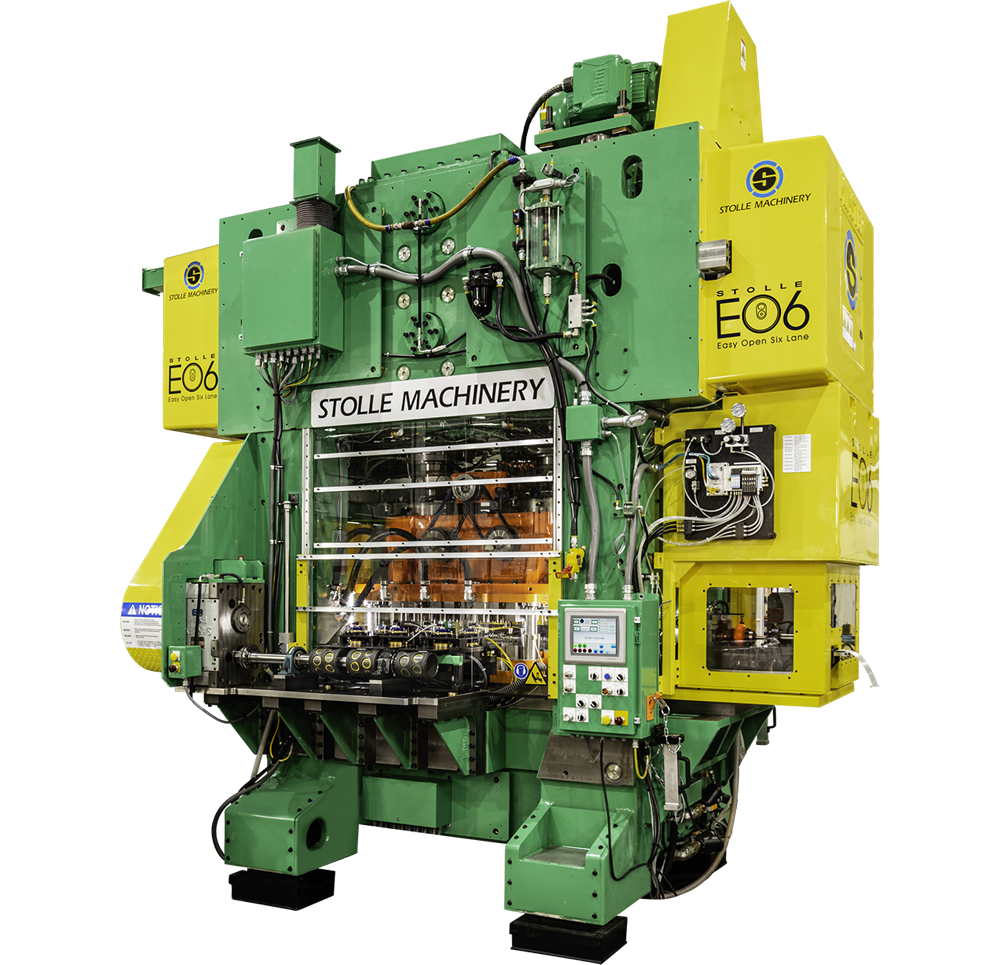 Stolle EO6 conversion system