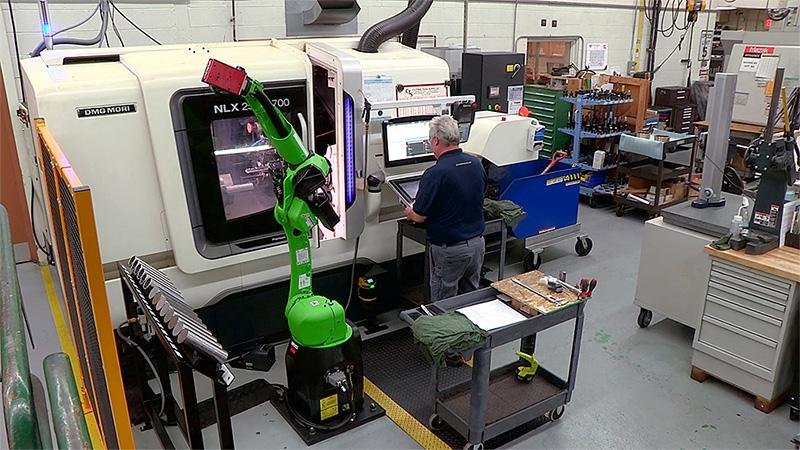 Stolle precision machining centers
